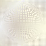 Sphere digital background Stock Photography