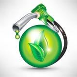 sphere för pump för gasdysa Arkivfoton