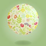 Sphere illustration Stock Photography