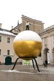 Sphera in Graz Royalty Free Stock Photo