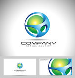 Sphere Logo Design Stock Images
