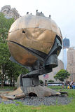 The Sphere - New York City Stock Photo