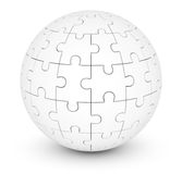 Sphere Puzzle Royalty Free Stock Images