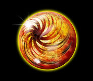 Free Sphere Spiral Stock Photo - 8060930