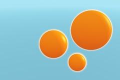 spheres Arkivfoton