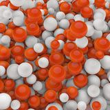 Spheres Royalty Free Stock Images