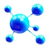 spheres 3D Royaltyfri Foto
