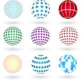Spheres Stock Photography