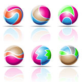 Spheres Stock Images