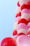 Spheres  celebratory  toy Stock Image
