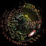Spheric монтажная плата Стоковые Фотографии RF