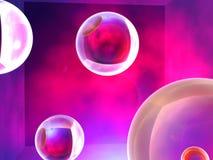 Spheric 2 Stock Photo