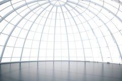 Spheric interior with no view Stock Photos