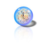 Spherical watch Stock Photography