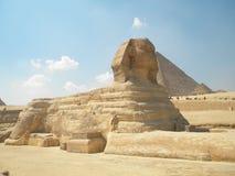 Sphinx à Giza photo stock