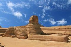 Sphinx Ägypten Stockbild
