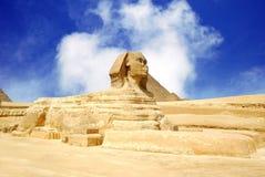 Sphinx Ägypten Stockfoto