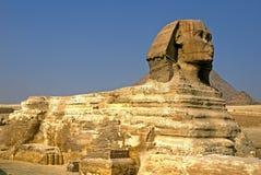 Sphinx, Ägypten Stockfotografie