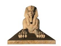 sphinx επίσης Στοκ φωτογραφία με δικαίωμα ελεύθερης χρήσης