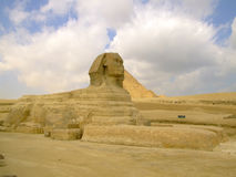Sphinx 01 Royalty Free Stock Photography