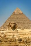 Sphinx Lizenzfreie Stockfotografie
