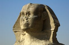 Sphinx fotos de stock royalty free