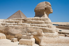 Sphinx Immagini Stock