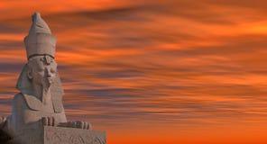 Sphinx fotografia de stock