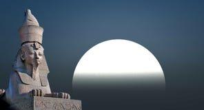 Sphinx Stock Photo