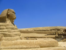 Sphinx Fotografia de Stock Royalty Free