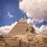 sphinx Arkivfoto