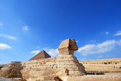 Sphinx Photographie stock