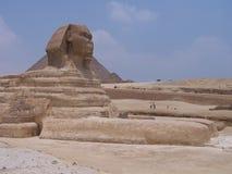 Sphinx Lizenzfreies Stockfoto