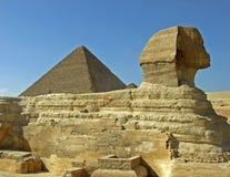 sphinx photographie stock