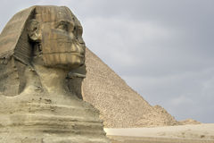 The Sphinx Royalty Free Stock Photography