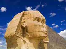 The Sphinx. Of Giza. Egypt series Stock Images