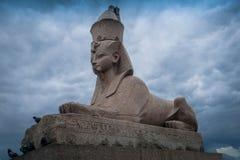 sphinx Royalty-vrije Stock Afbeelding