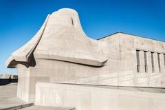 Sphinx au musée de Liberty Memorial National World War I photo stock
