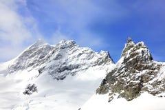 Sphinx Beobachtung und Jungfrau Stockfotos