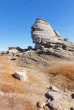 SPHINX OF BUCEGI MOUNTAINS Stock Images