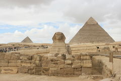 Sphinx, Cairo Egypt Stock Image