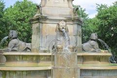 Sphinx de Fontaine du Palmier (1806-1808). Paris, Image libre de droits