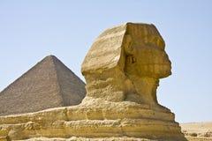 Sphinx di Giza Immagine Stock