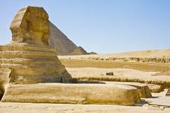 Sphinx di Giza Fotografie Stock Libere da Diritti