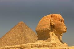 Sphinx, Egitto Fotografie Stock Libere da Diritti
