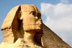 Sphinx Egypt Stock Photo