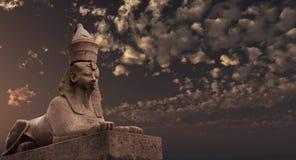 Sphinx Royalty Free Stock Photos
