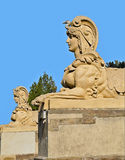 Sphinx in Germany Stock Photography