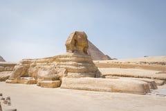Sphinx, Giza, Αίγυπτος Στοκ εικόνες με δικαίωμα ελεύθερης χρήσης