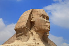 Sphinx, Giza Royalty Free Stock Image